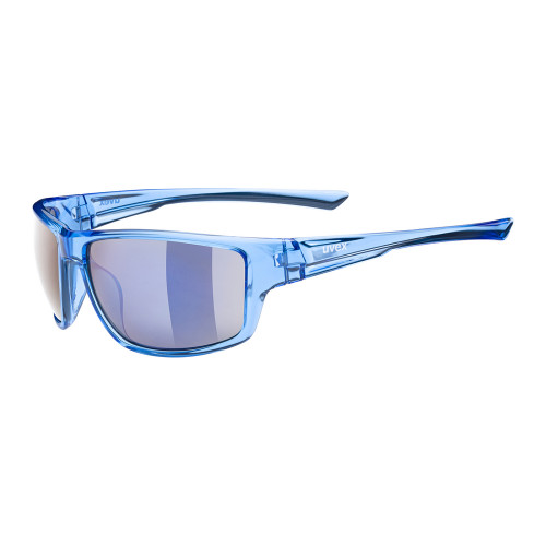 Uvex Sportstyle 230 clearl blue/mir.blue